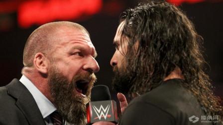 WWE2019年1月1日狂野角斗士之美国职业摔角