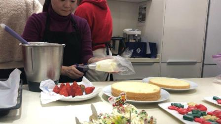 裸蛋糕制作