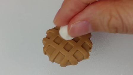 培养宝宝动手能力, 一起来做一个美味的曲奇饼干吧