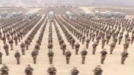 新年度军事训练大幕