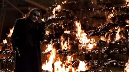诺兰笔下的小丑为什么是永恒经典? 超级英雄系列蝙蝠侠《黑暗骑士》(下)