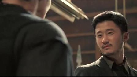《全城戒备》: 他和吴京站一起, 气势一点不输!