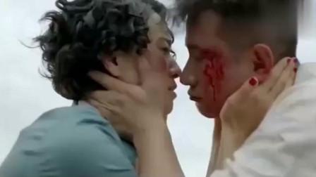 剃刀边缘: 关海丹被欺负 许从良当众吻老婆, 够霸气