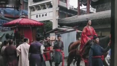 知否: 明兰吃醋气回娘家, 冯绍峰八抬大轿上门迎回, 宠上天了