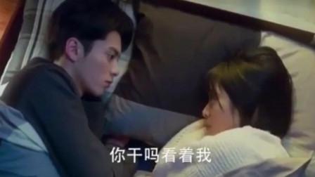 流星花园: 道明寺和杉菜同床共枕, 两人简直就是甜蜜小夫妻
