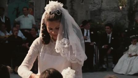 教父: 男子街头被揍惨, 一场婚礼进行时