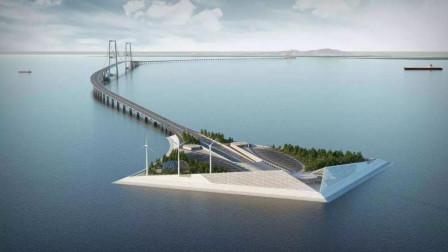 为什么深中通道和珠港澳大桥不同时建造呢? 今天可算知道了
