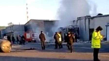 爆蕉头条 赤峰豆制品店爆炸疑私制蒸气发生器