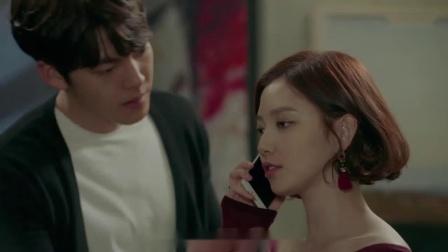 灰姑娘一句放弃男子,总裁直接冲上去强吻了她,真是霸道又甜蜜!