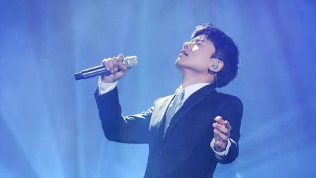 张杰最难唱的一首歌, 终于找到了现场版, 听得热血沸腾!