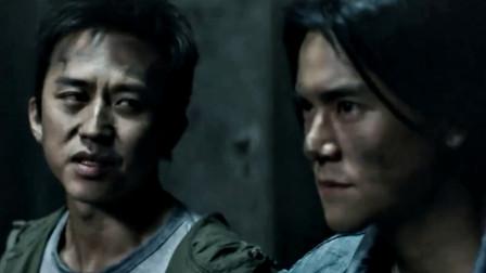 李荣浩、邓超搞笑电影: 荣浩的眼睛到底有小, 看
