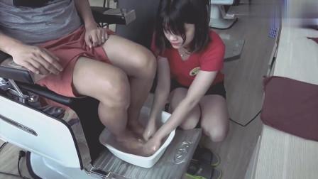小伙子体验越南spa一条龙, 这服务真的很细致