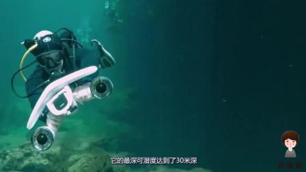 中国牛人发明水下游泳神器, 有了它猪都会游泳