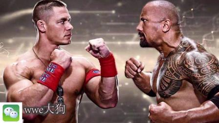 WWE2019约翰塞纳道歉 接受巨石强森的建议!