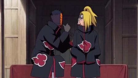 火影忍者: 迪达拉和阿飞的搞笑日常, 太可爱了吧