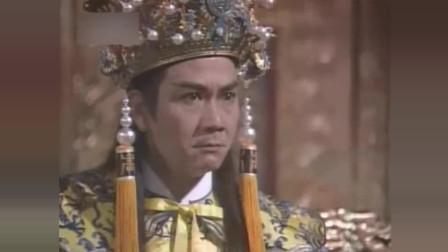皇上杀包拯, 五个王爷劝不了皇上, 只有出动老天爷, 雷霹刑台