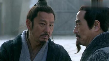 《楚汉传奇》: 风萧萧兮易水寒, 刘邦请求萧何, 自己回不来家人由他照顾!