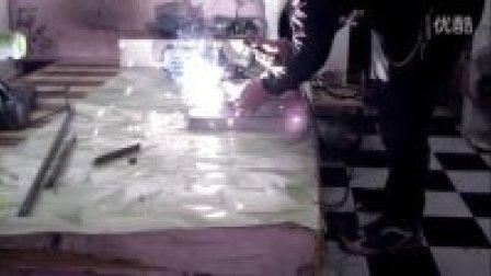 超级版聚能环Kapa带动电焊,切割,电磁炉测试。