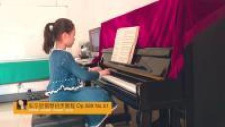车尔尼钢琴初步教程 Op599 No51