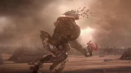 我也想有一个这样的机器人, 国外感人CG短片!