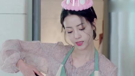 国民老公: 女孩亲自做生日蛋糕, 想给总裁惊喜!