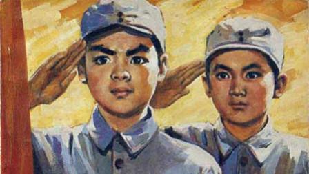 李秀文演唱的《小八路好儿郎》, 故事片《两个小八路》主题曲