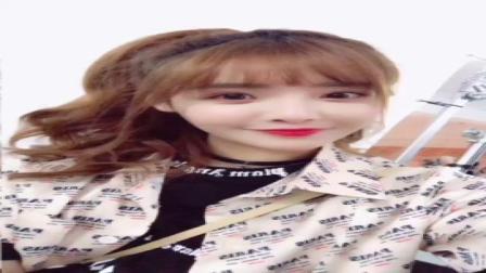 网红美女兔子牙 20190107