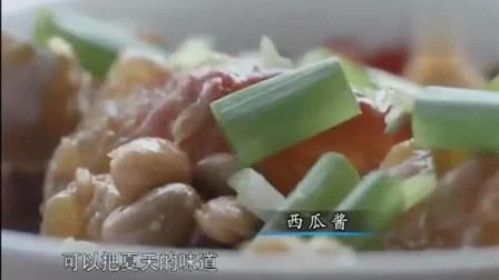 《舌尖上的中国》一道很好吃的菜叫做芽菜燃面, 真香。