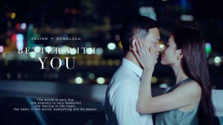 TongStudio瞳影像出品 | Xu + Gong 蛇口希尔顿酒店
