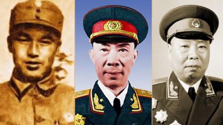 1955年授衔, 八路军三个师的参谋长是什么军衔? 其中一个却失踪了