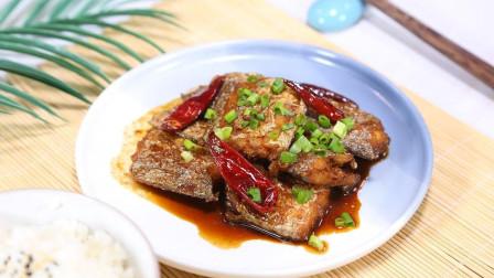 家常红烧带鱼的做法, 鱼肉细腻鲜嫩, 口味咸中带甜
