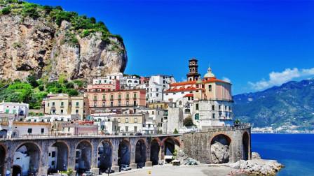 """意大利最美的小镇: 美得动人心魄, 被誉为""""神选之地""""!"""