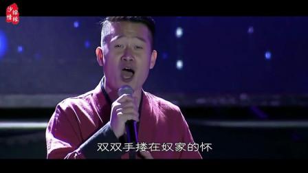 比阿宝王二妮朱之文唱歌都还好听的农民歌手, 唱陕北民歌醉人心扉, 观众都听醉了