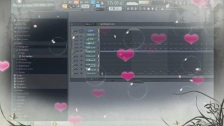 灌篮ED-送给EOP的歌-EOP键盘钢琴
