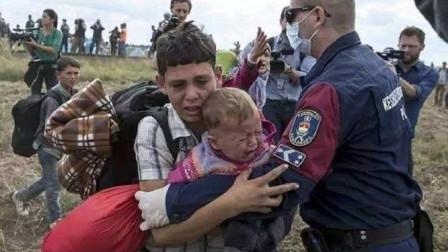 """欧美人希望中国打开""""鬼城"""", 收留数万中东难民, 借口让人无语!"""