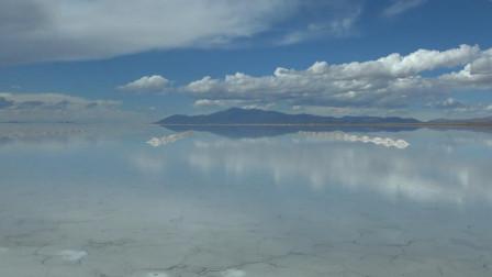 这片大地上方圆212平方公里都是盐 一望无际空气都充满咸味丨符善皇
