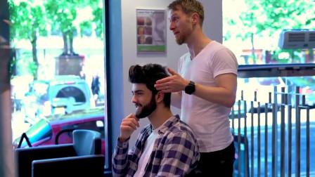 让帅气的2019从你的发型开始, 做型男其实不难!