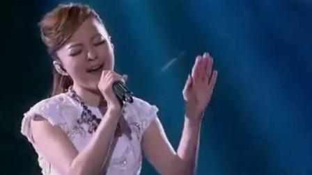 曾很火的一首歌, 被张韶涵翻唱的太有魔性了, 真是太美了!