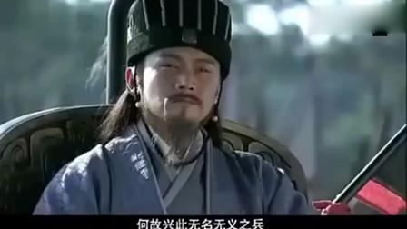 新三国: 精彩片段《诸葛亮骂死王朗》_陆毅版!