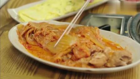 一起用餐吧: 想回家了吗? 吃一口香脆泡菜吧! 让你想起妈妈的味道