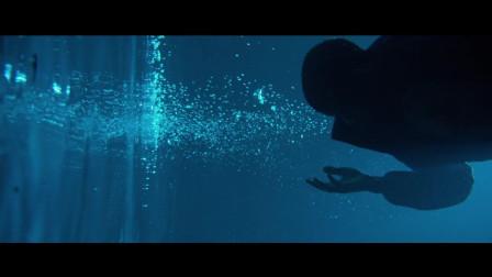 超凡战队: 神奇的水幕下居然还有一个世界, 里面藏了一个外星飞船
