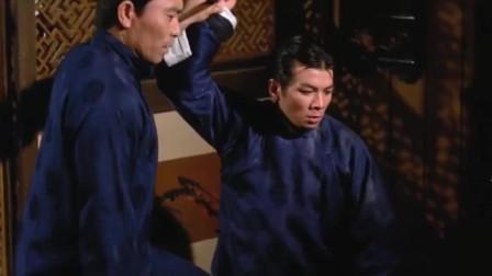 狄龙和姜大卫经典电影《大决斗》两位小生颜值巅峰时秒一片