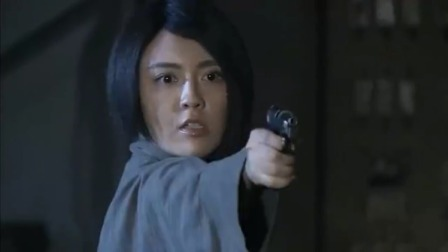 女子激怒女特务,气的她开枪,没想到枪声引来公安,反将特务包围