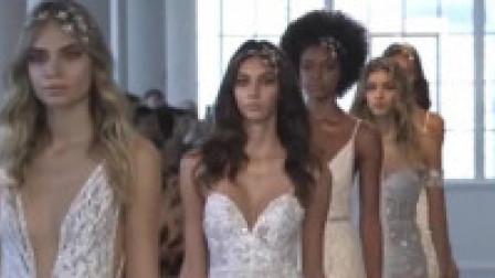 【甜蜜之城独家】美女群模登场精彩瞬间【306】透明婚纱时装秀