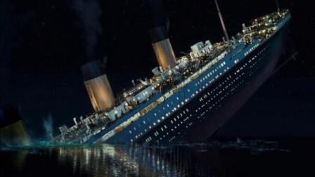 500米长的游轮一分为二, 数千人葬身海底, 这次灾难震惊了世界