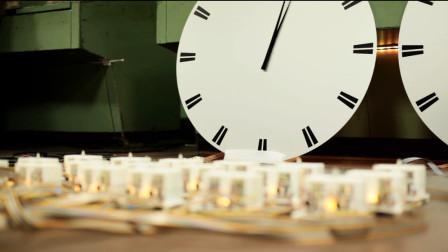 解构时间, 从时钟的运动开始