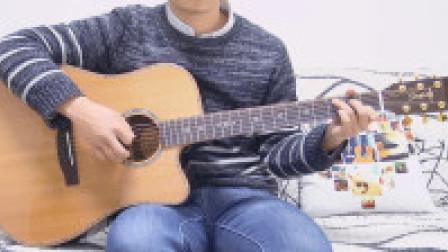 【琴侣】吉他指弹《欢乐颂》