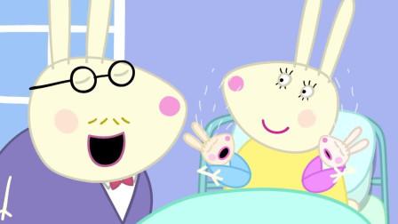 小猪佩奇第5季精华版_10  大肚子兔妈妈