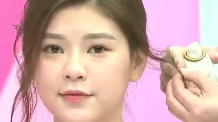 女人我最大: 最爱韩剧慵懒发型, 原来每一缕都有讲究!