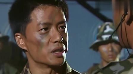 士兵突击: 许三多带伤回到演习, 救下战友后, 自己竟累倒!